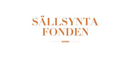 Sällsynta fonden logotyp