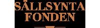 Sallsynta fonden logotyp